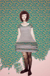 'StripeTease' by Tam Tran